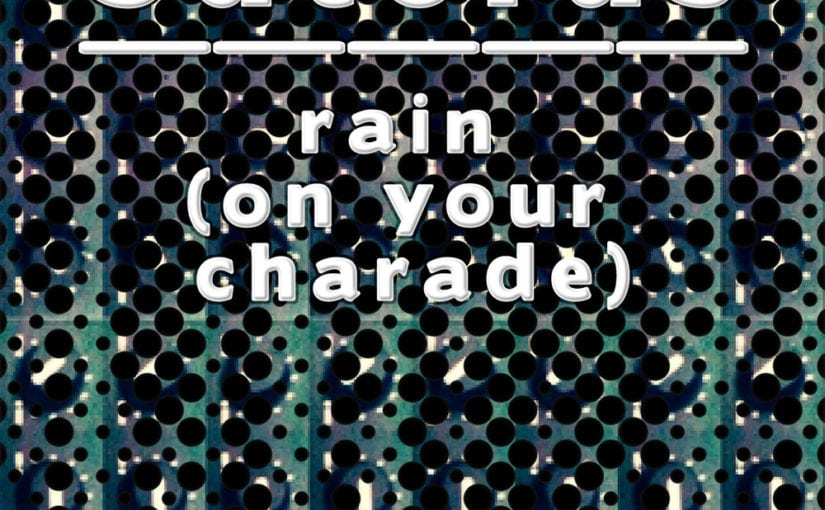 141 / 3dtorus: rain (on your charade)