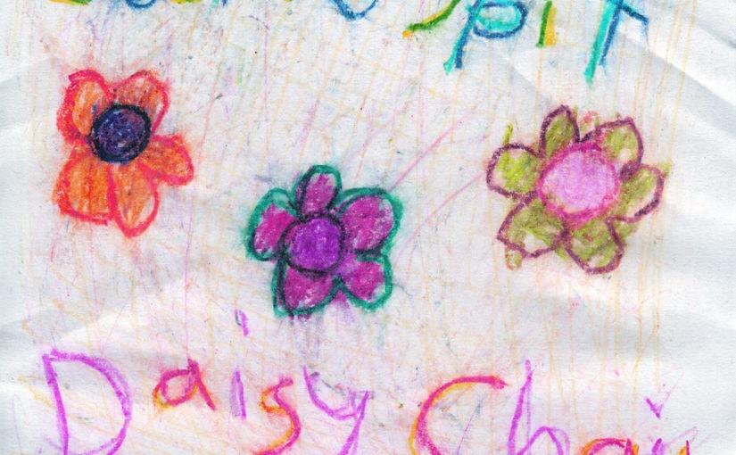 153 / Cuckoo Spit: Daisy Chain