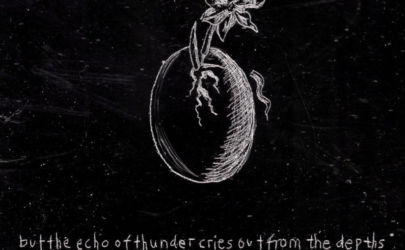 177 / hxw hxw – but the echo of thunder cries out from the depths